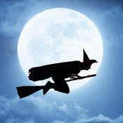 哈利波特的飞行...