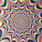 错觉 - 那挑逗你的大脑图像 9