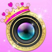 Princess-Gram™ - 易于使用的FX照片编辑器要改造你的照片