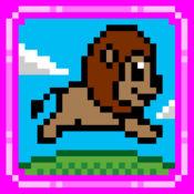 小小星球 ・ 逍遥动物自由酷跑跳碰 Tiny Planet ・Animal Arcade hopper Endless Jump Shift