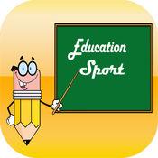 教育字運動:學習英語詞彙益智遊戲,為孩子和幼兒