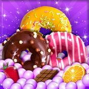 宝贝烹饪游戏-美味甜甜圈