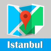 伊斯坦布尔旅游指南地铁gps全球定位零流量去哪儿都行世界地图 Istanbul Map offline, BeetleTrip Turkey Istanbul subway metro travel guide route planner