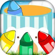蜡笔小新收藏家入侵 - 快速下降游戏的孩子 免费