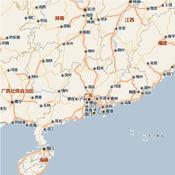 广东离线地图免费版