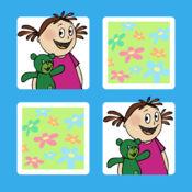 记忆游戏 - 米莉和泰迪