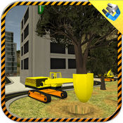 树动车司机3D和农业模拟器乐趣
