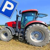 3D农用拖拉机停车处学校疯狂模拟器 1.1