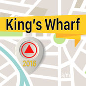 King's Wharf 离线地图导航和指南