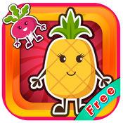 水果学习英语:儿童的教育游戏 1.0.0