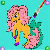 儿童填色-儿童画画启蒙 认动物 帮助动物们装扮 1.0.0
