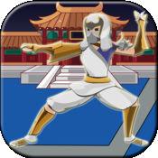 忍者与海盗攻击 - 亚洲防务战士