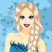 公主装扮 - 化妆沙龙设计你自己的最好的明星风范
