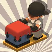 推动箱子到目的地——超难烧脑游戏!