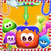 糖果厂 - 美味的美食狂欢节游戏