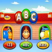 新东方英文字母匹配记忆游戏