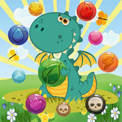 龙流行泡泡射手疯狂:第3场比赛临高清免费游戏 1.1