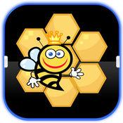 飛揚的蜜蜂:在飛揚的蜜蜂飛冒險世界免費遊戲對於兒童及成人