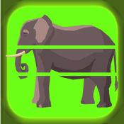 Animuzzle :兒童的動物詞彙益智遊戲 1.0.0