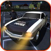 警车赛车模拟器 - 汽车驾驶游戏 1