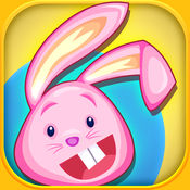 兔子蹦蹦蹦-动物走迷宫益智游戏