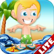 Turbo爪牙的冲浪者和短跑逃脱海龙吟LITE - 免费游戏 Turbo Minion Surfers and the Dash to Outrun Sea Dragons LITE - FREE Game