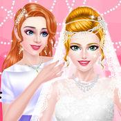 新娘和新郎 - 浪漫情侣装扮物语