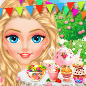 可爱宝贝皇室公主装 - 童话公主