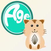 鼠鼠几岁了? 保存静止图像通过计算仓鼠的年龄