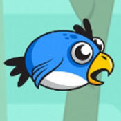 愚蠢的鸟飞挑战