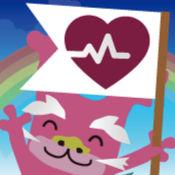 GID健康応援アプリ〜日々の変化をチョコッとめもリー『チ