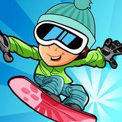 冰山滑雪冒险...
