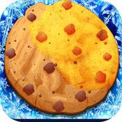 焦糖味曲奇饼--美食烹饪小游戏