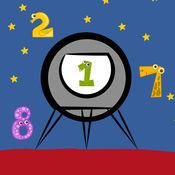 容易计数123 - 最佳学习数字游戏的孩子和幼儿 1.0.1