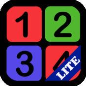 颜色和数字配对游戏 Lite 1.2