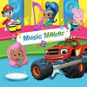 音乐游戏 - 小马宝莉的最爱歌曲创造游戏