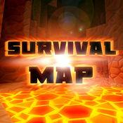 像素地图种子下载专业版 - 游戏盒子 for MC我的世界