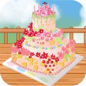 漂亮生日蛋糕HD