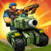 暴走战地装甲3D-坚守创世阵地守望坦克战车先锋