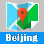 北京离线街道地图-甲虫旅游 火车地铁景点指南 BeetleTrip Beijing offline map and city maps 2go guide, china lonely travel planet guide walks subway metro trip advisor