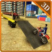 自行车转运船舶模拟器及货运游戏 1