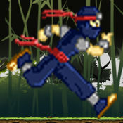 Ninja BTD Jump - 收集書法術