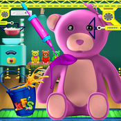 玩具熊厂 - 玩具制造厂车间游戏