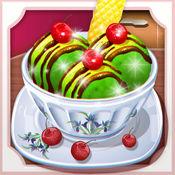 做饭游戏-绿茶冰激凌