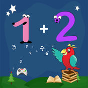 基本数学练习测验〜&学到的技巧乘法除法除了好玩的孩子 1
