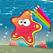 儿童图画书的海洋动物 - 教育学习儿童游戏幼儿 1.0.0