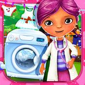 小博士洗衣服-可...