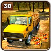 农场水果运输卡车&交付模拟