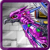 玩具机器人大战:机器老鹰 36892