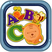 ABC字母拼音:儿童的教育游戏 1.0.0